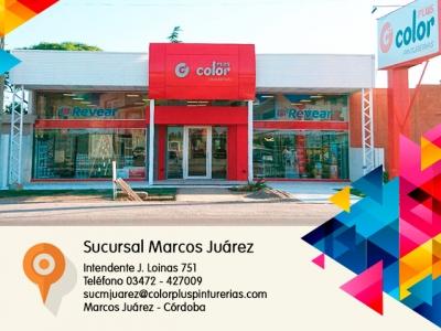 SUCURSAL - MARCOS JUÁREZ