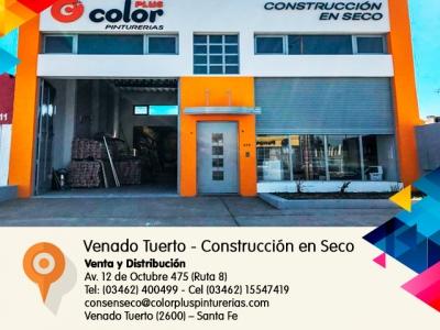 VENADO TUERTO - CONSTRUCCIÓN