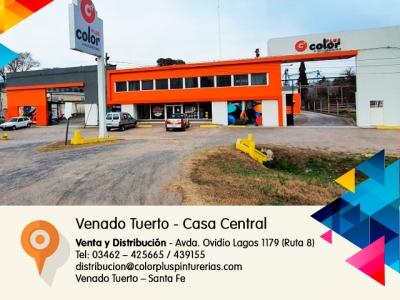 VENADO TUERTO - CASA CENTRAL